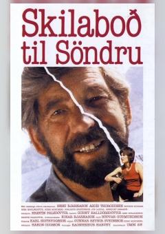 Skilaboð til Söndru