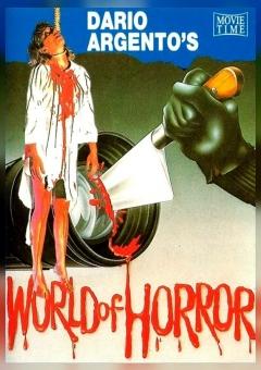 Il mondo dell'orrore di Dario Argento
