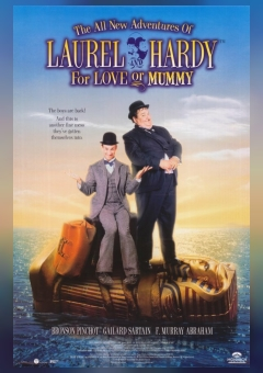The All New Adventures of Laurel & Hardy in «For Love or Mummy»