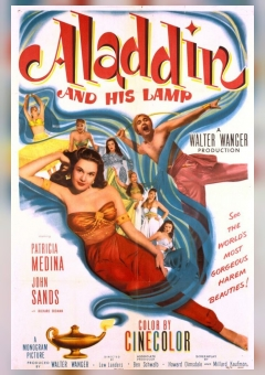 Aladdin and His Lamp