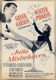 Julia Misbehaves