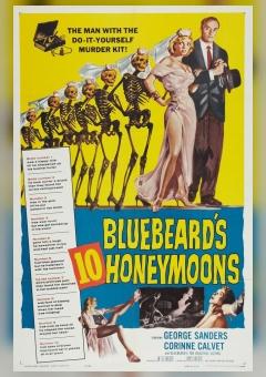 Bluebeards Ten Honeymoons