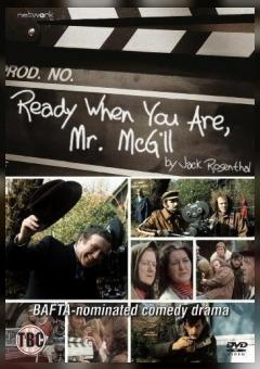 Ready When You Are Mr. McGill