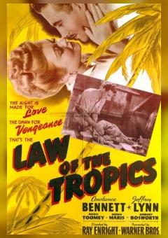 Law of the Tropics