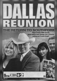 Dallas Reunion: Return to Southfork
