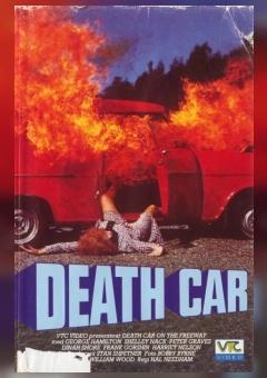 Death Car on the Freeway