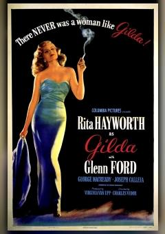 Проект Cinemascope: Гильда