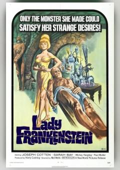La figlia di Frankenstein