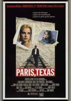 Проект Cinemascope: Париж, Техас