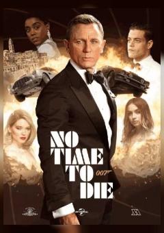 No time to die (RU SUB)