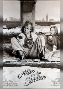 Проект Cinemascope: Алиса в городах