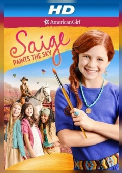 Saige Paints the Sky