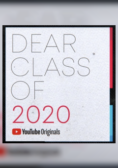 Online Graduation Dear Class of 2020 - June 6 22:00