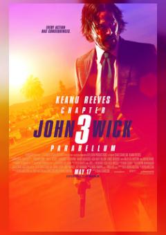 Джон Уик 3 (SUB)
