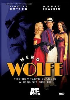A Nero Wolfe Mystery
