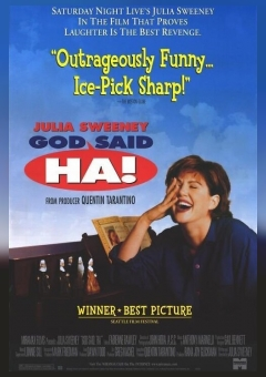 God Said, «Ha!»