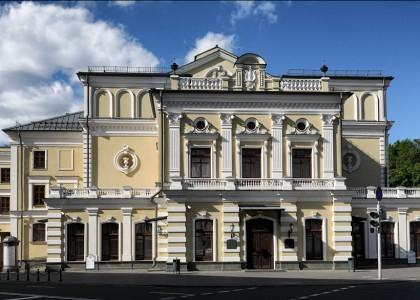 Национальный академический театр им Я Купалы