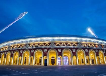 Национальный Олимпийский стадион Динамо