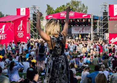Кого слушать и под кого танцевать на бесплатном фестивале A-Fest