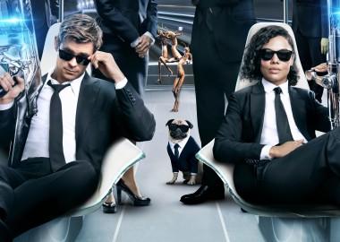 Что смотреть в кино: люди в чёрном и Антонио Бандерас
